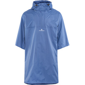 Ferrino Hiker Poncho, blue